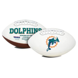 Rawlings Miami Dolphins Signature Football