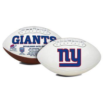 Rawlings® New York Giants Signature Football