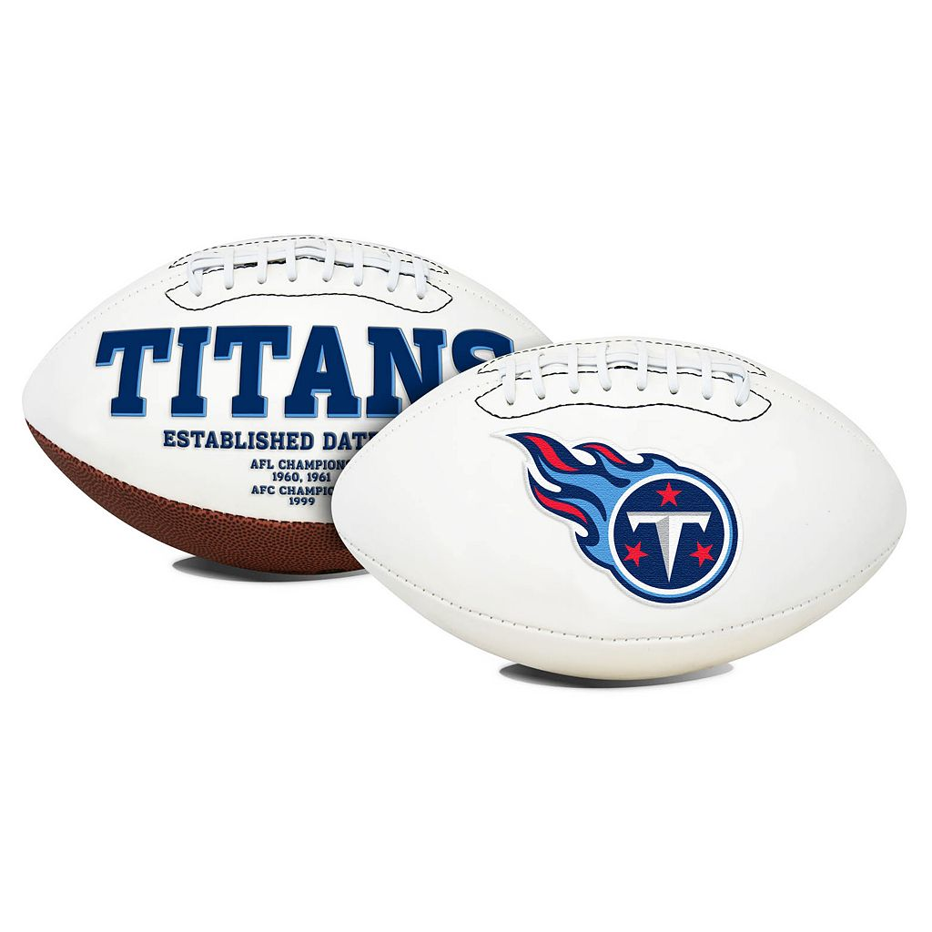 Rawlings® Tennessee Titans Signature Football