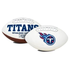 Rawlings Tennessee Titans Signature Football