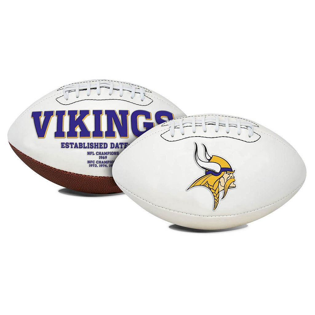 Rawlings® Minnesota Vikings Signature Football
