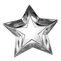 Wilton Armetale Star Serving Bowl