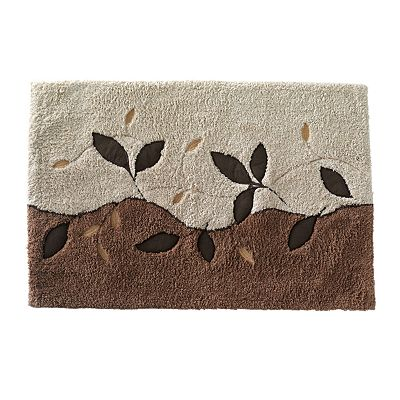 Chapel Hill Landon Leaf Bath Rug