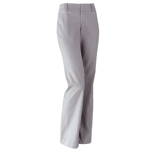 SONOMA Goods for Life™ Striped Bootcut Pants - Women's