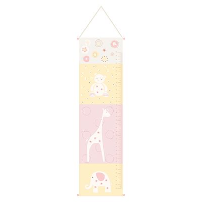 Pepperpot Molly's Nursery Growth Chart