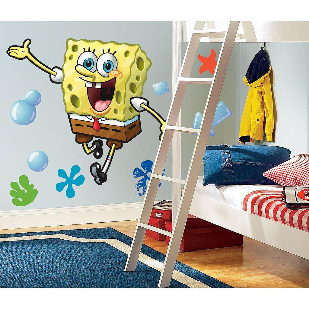SpongeBob SquarePants Wall Sticker by RoomMates