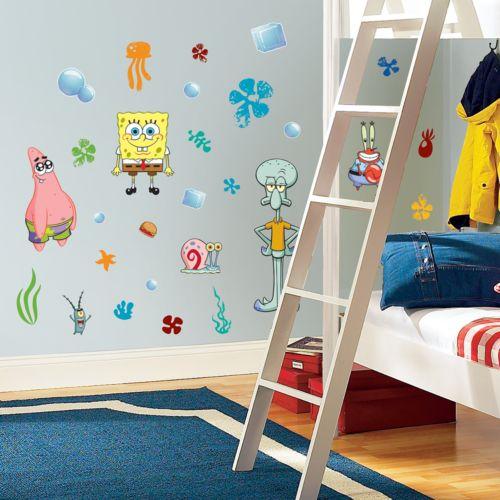 SpongeBob SquarePants Wall Stickers