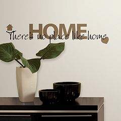 'No Place Like Home' Wall Stickers