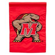 Maryland Terrapins Garden Flag