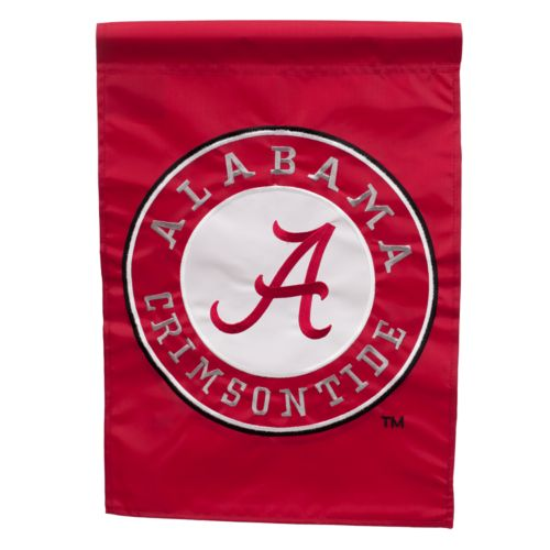Alabama Crimson Tide Garden Flag