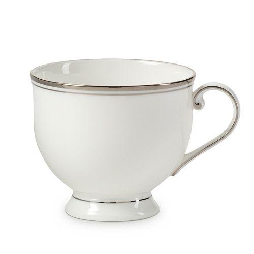Mikasa Gothic Platinum Teacup