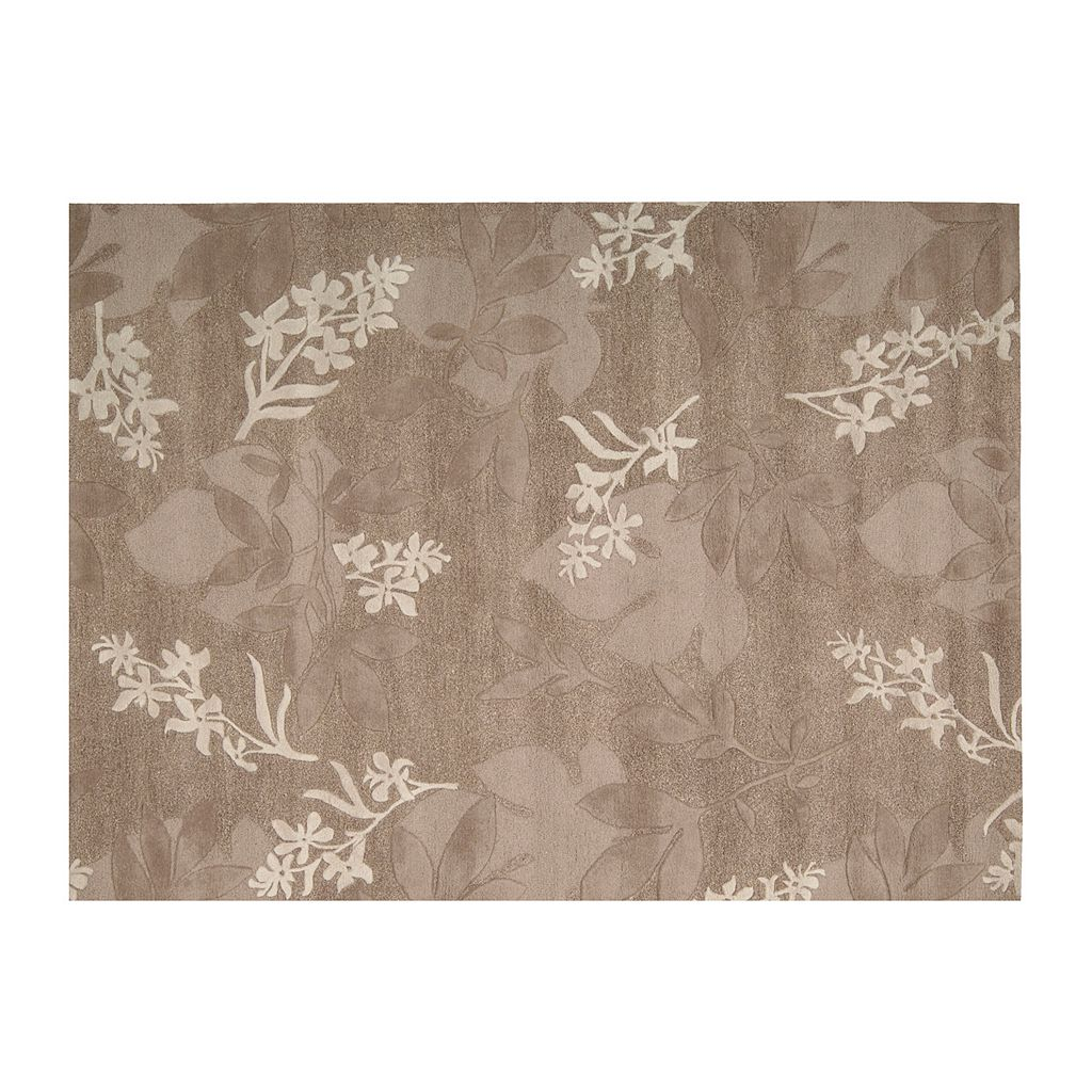 Skyland Floral Rug - 8' x 11'