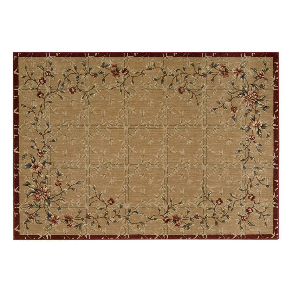 Cambridge Floral Rug - 5'3'' x 7'4''