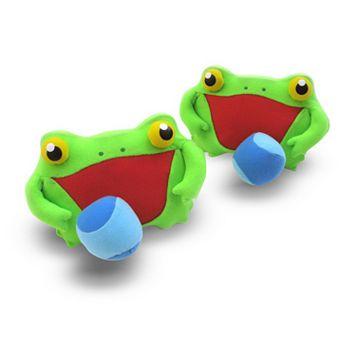 Melissa & Doug Sunny Patch Froggy Catch Game