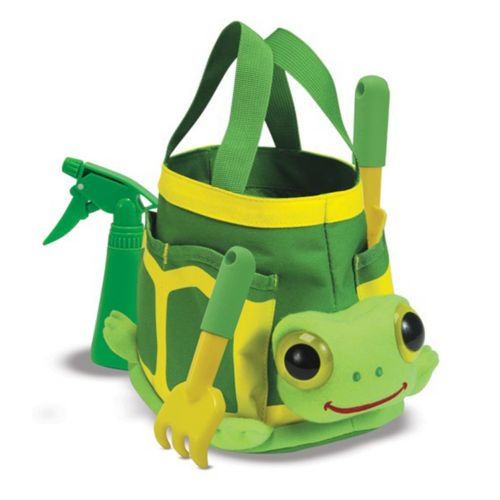 Melissa and Doug Sunny Patch 4-pc. Tootle Turtle Tote Set