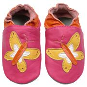 Tommy Tickle Butterfly Shoes
