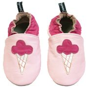 Tommy Tickle Ice Cream Cone Shoes