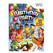 Nintendo Wii Birthday Party Bash