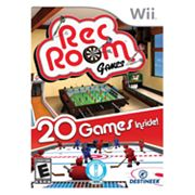 Nintendo Wii Rec Room Games