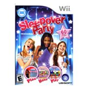Nintendo Wii Sleepover Party
