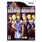 Nintendo Wii Trauma Center Second Opinion