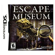 Nintendo DS Escape the Museum