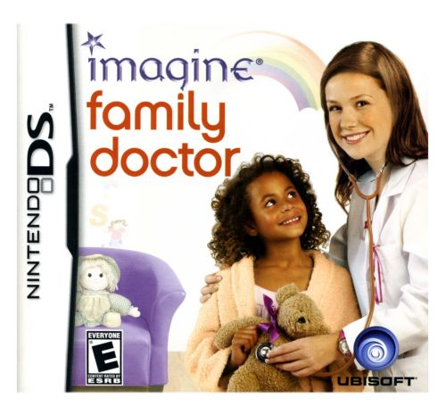 Nintendo DS Imagine: Family Doctor
