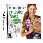 Nintendo DS Imagine: Music Fest