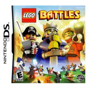 Nintendo DS LEGO Battles