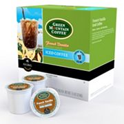 Keurig K-Cup Portion Pack Green Mountain Coffee French Vanilla Iced Coffee - 16-pk.