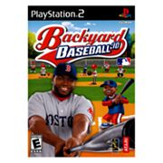 PlayStation 2 Backyard Baseball 2010