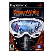 PlayStation 2 Shaun White Snowboarding