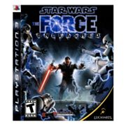 PlayStation 3 Star Wars: The Force Unleashed