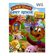 Nintendo Wii JumpStart: Pet Rescue