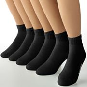 Dockers 6-pk. Athletic 1/4-Crew Socks