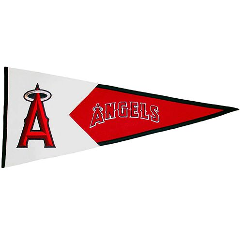 Los Angeles Angels of Anaheim Classic Pennant