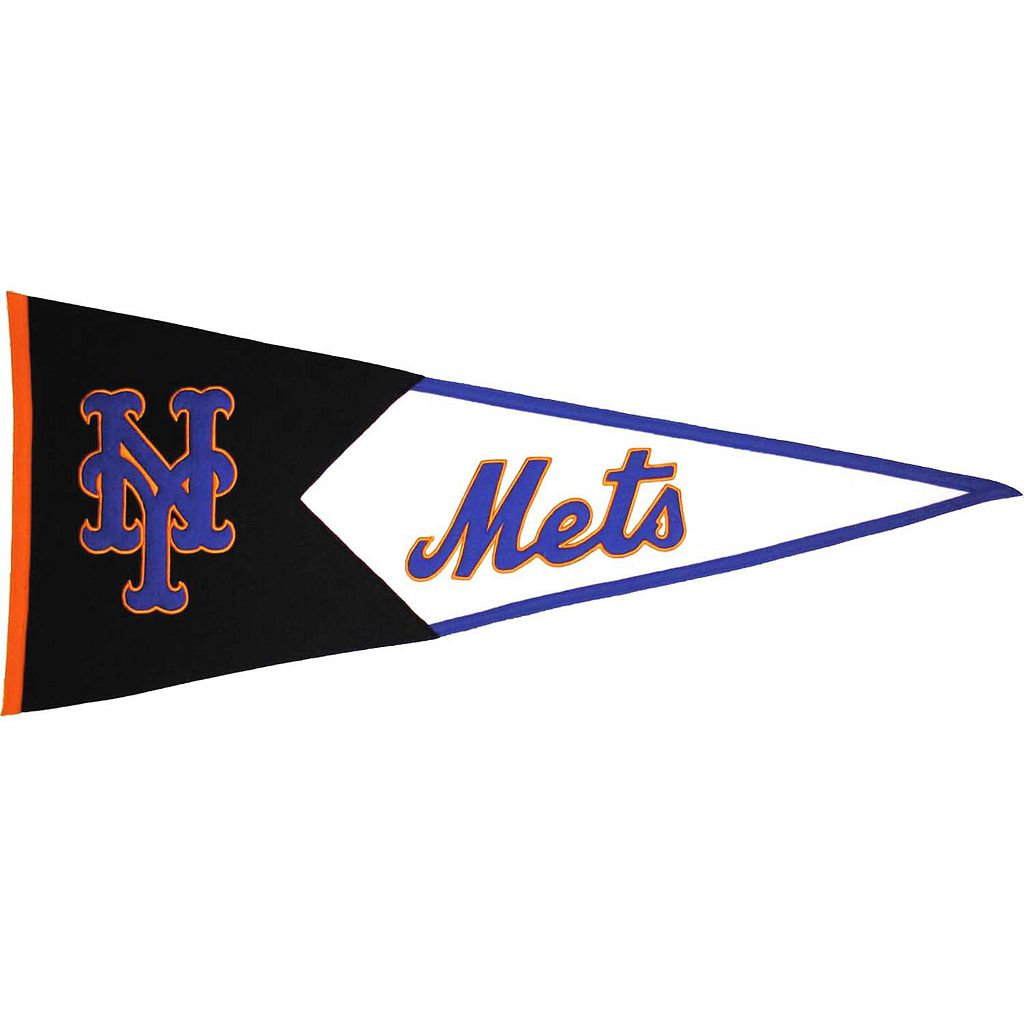 New York Mets Classic Pennant