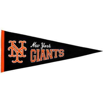 New York Giants Cooperstown Pennant