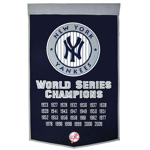 New York Yankees Dynasty Banner