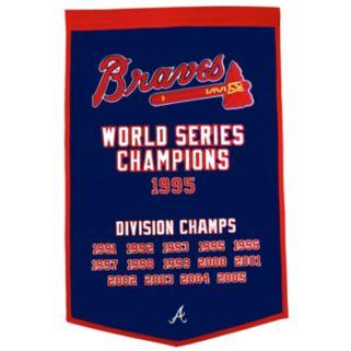 Atlanta Braves Dynasty Banner