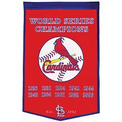 St. Louis Cardinals Dynasty Banner