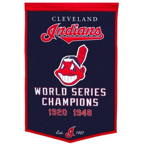 Cleveland Indians Dynasty Bann...