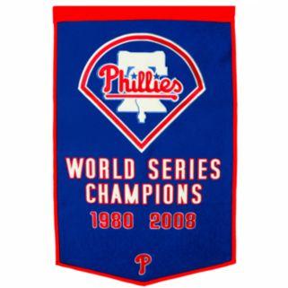 Philadelphia Phillies Dynasty Banner