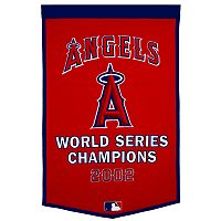Los Angeles Angels of Anaheim Dynasty Banner