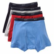 Jockey 4-pk. Boxer Briefs