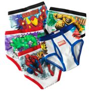 Fruit of the Loom Marvel Heroes 5-pk. Briefs - Boys 4-8