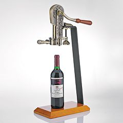 Wine Enthusiast Legacy Corkscrew