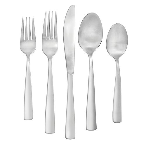 Farberware Cayenne 20-pc. Flatware Set