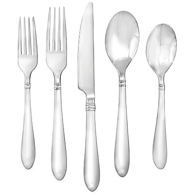 Farberware 45-pc. Annotto Flatware Set