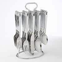 Cambridge Marvel 21-pc. Flatware Set